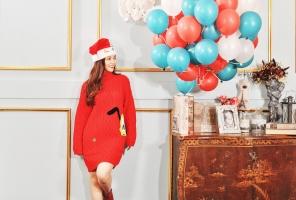 Cách phối đồ đẹp cho mùa giáng sinh (Noel)