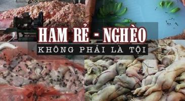 Cách phòng chống thực phẩm bẩn