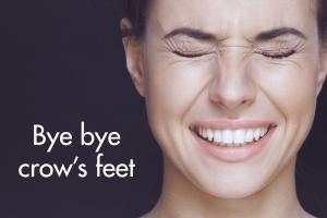Cách xóa mờ vết chân chim trên mắt hiệu quả nhất