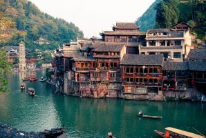 Cảnh đẹp khiến du khách thích thú ở Trung Quốc