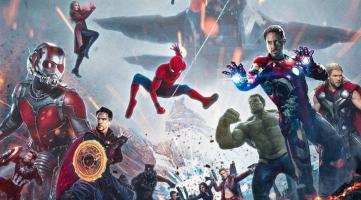 Top 8  cặp đôi ăn ý nhất trong vũ trụ điện ảnh Marvel