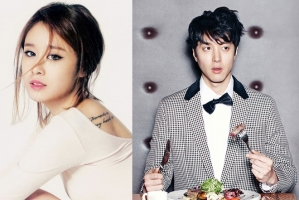 Cặp đôi dễ thương nhất showbiz Hàn Quốc