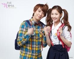 """Cặp đôi được yêu thích nhất trong chương trình """"We got married"""" của Hàn Quốc"""