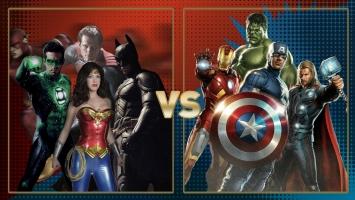 Cặp nhân vật giống nhau đến kỳ lạ trong truyện tranh của Marvel và DC