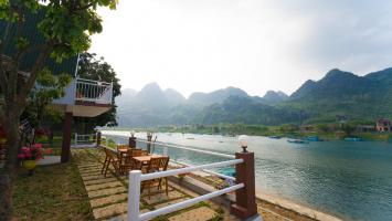 Khách sạn đẹp nhất bạn nên lựa chọn khi đến với Phong Nha - Kẻ Bàng