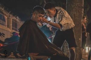 Hành động đẹp không mong báo đáp của chàng thợ cắt tóc Huỳnh Minh - Cần Thơ