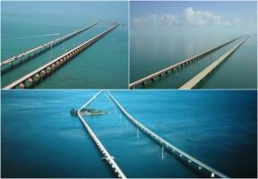 Cây cầu vượt biển đẹp nhất thế giới