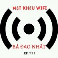 Câu chuyện hài hước về password wifi