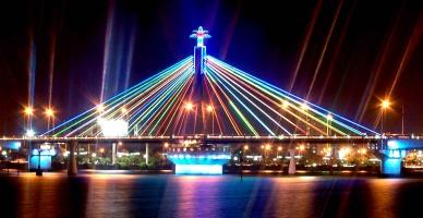 Cây cầu đẹp nhất Đà Nẵng