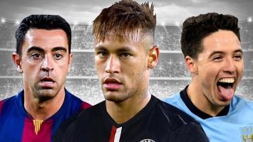 Cầu thủ đắt giá nhất kỳ chuyển nhượng mùa hè 2017 của làng bóng đá