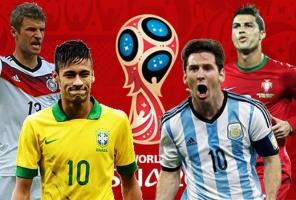 Cầu thủ được mong đợi sẽ tỏa sáng nhất World Cup 2018