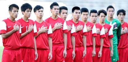 Cầu thủ trẻ triển vọng của bóng đá Việt Nam tại SEA Games 29