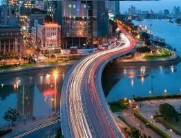 Cây cầu đẹp nhất Sài Gòn
