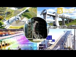 Cây cầu kỳ lạ nhất thế giới có thể bạn muốn biết