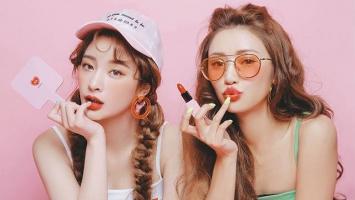 Cây son Hàn rẻ và hot nhất 2018