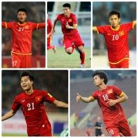 Chân sút thay thế vị trí của Lê Công Vinh ở đội tuyển Việt Nam