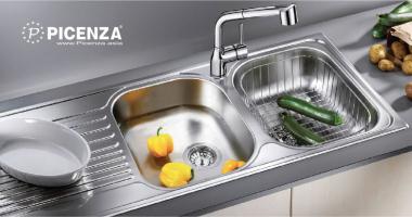 Chậu rửa bát đẹp, chất lượng và bán chạy nhất hiện nay