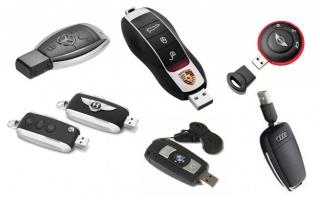 Chìa khóa ô tô đặc biệt nhất trên thế giới