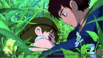 Chi tiết đầy ám ảnh trong phim hoạt hình Công chúa Mononoke