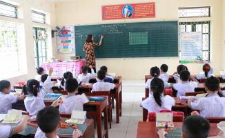 Kinh nghiệm thực tế rèn học sinh trật tự, không nói chuyện nhiều của giáo viên tiểu học
