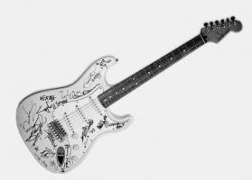 Chiếc đàn guitar đắt nhất trong lịch sử