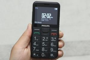 Chiếc điện thoại cho người già phù hợp nhất