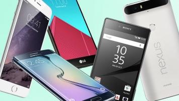 Chiếc smartphone bán chạy nhất dịp cuối năm 2016
