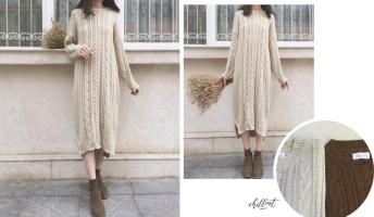 Shop bán váy len đẹp nhất ở Hà Nội