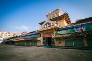 Khu chợ chuyên sỉ các mặt hàng rẻ nhất tại thành phố Hồ Chí Minh