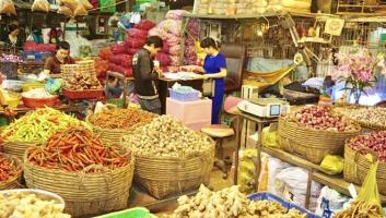 Chợ đầu mối lớn và rẻ nhất tại thành phố Hồ Chí Minh