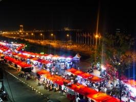 Phố ẩm thực thu hút nhiều du khách nhất khu vực Đông Nam Á