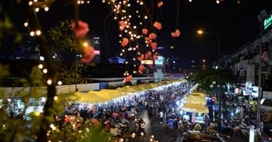 Chợ đêm nổi tiếng nhất ở TP. Hồ Chí Minh