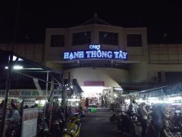 địa điểm bán buôn, bán lẻ quần áo nhiều nhất Sài Gòn