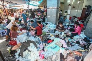 Chợ đồ si nổi tiếng TP. Hồ Chí Minh