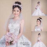 Tiệm trang điểm cô dâu đẹp nhất Tuyên Quang