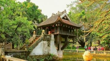 Ngôi chùa nổi tiếng nhất Việt Nam
