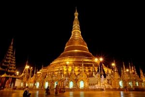 Ngôi chùa linh thiêng nổi tiếng nhất ở Myanmar