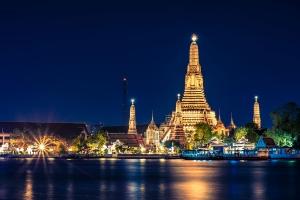 Công trình kiến trúc nổi tiếng nhất Thái Lan