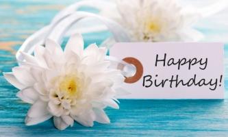 Lời chúc sinh nhật hay và ý nghĩa nhất 2017