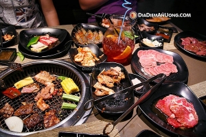 Nhà hàng Nhật Bản ngon và nổi tiếng nhất ở TP. HCM
