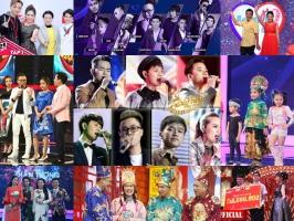 Chương trình truyền hình được tìm kiếm nhiều nhất Việt Nam năm 2017