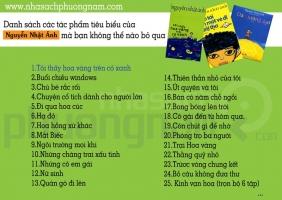 Chuyện tình đơn phương đẹp như thơ trong truyện của Nguyễn Nhật Ánh