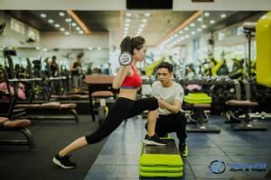 Phòng tập Gym uy tín và chất lượng nhất Quảng Ngãi