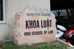 Lý do bạn nên chọn theo học Khoa Luật - ĐHQGHN