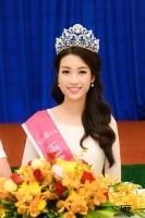 Hoa hậu và hot girl trường Đại Học Ngoại Thương Hà Nội