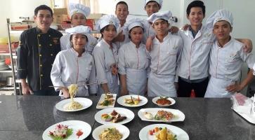 Trung tâm dạy nấu ăn uy tín nhất Nha Trang