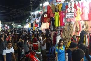 Con đường mua sắm không thể bỏ qua ở Sài Gòn