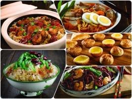Con phố ẩm thực tuyệt vời nhất thành phố Thái Bình