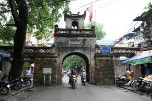Con phố ngắn nhất ở Hà Nội