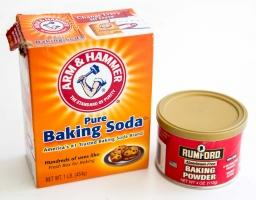 Công dụng thần kỳ của bột nở baking soda